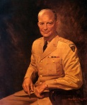 PORTRAIT OF EISENHOWER