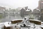 SEPTEMBER SNOW AT COOPER MOUNTAIN, COLORADO / Cooper Mountain Photo