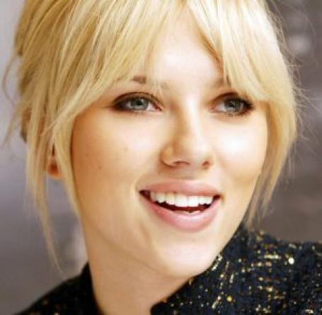 scarlett johansson without makeup