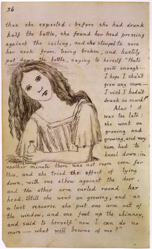 lewis carroll This page is about 19th century scottish author, george macdonald, his life, and his friendship with author lewis carroll.