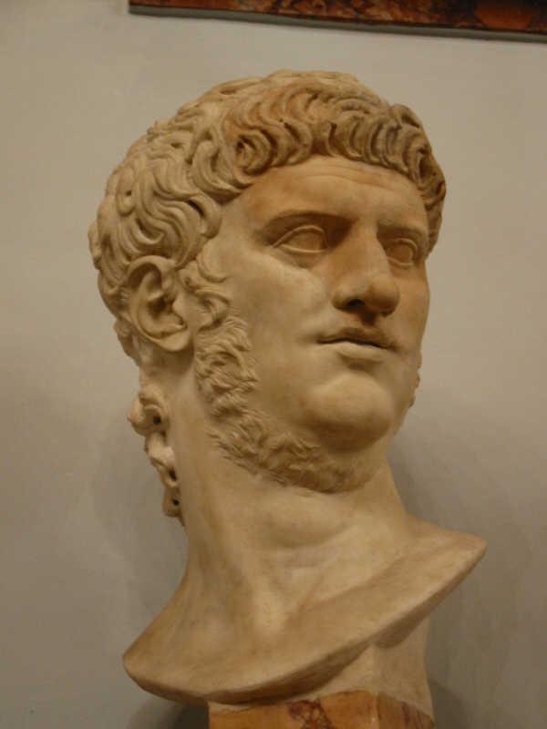 Emperor Nero St... Emperor Nero Statue