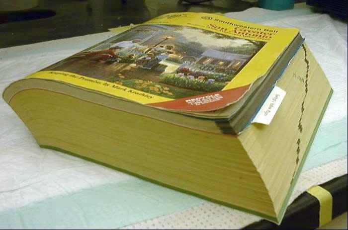 phon book