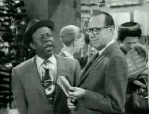 EDDIE ANDERSON and JACK BENNY