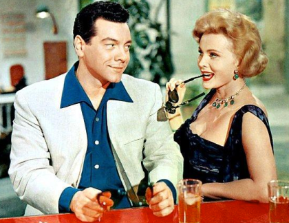 MARIO LANZA and ZSA ZSA GABOR