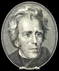 Andrew Jackson 3