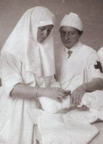ALEXANDRA and Lithuanian Princess VERA GEDROITZ, who was the first female surgeon in Russia and one of the first female professors of surgery in the world.