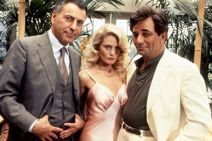 ALAN ARKIN, BEVERLY D'ANGELO, and PETER FALK