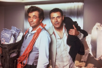 PETER FALK and ALAN ARKIN