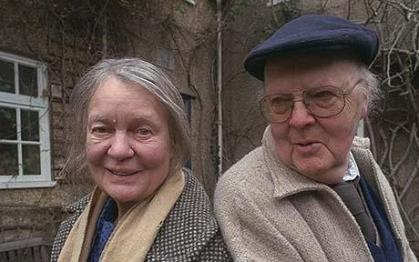 IRIS MURDOCH and JOHN BAYLEY