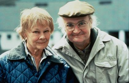 JUDI DENCH and JIM BROADBENT