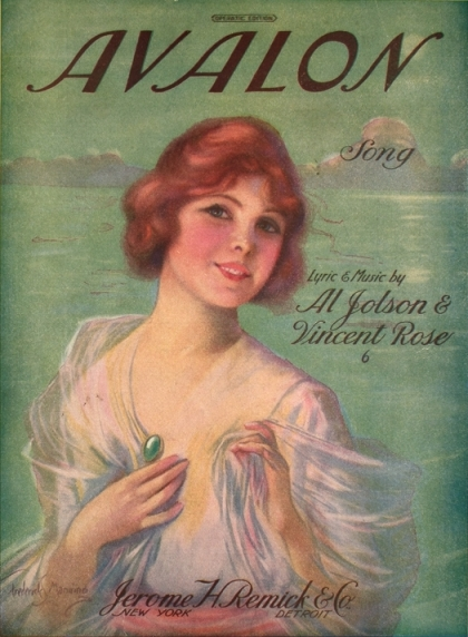 Al_Jolson_Avalon_cover