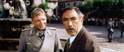 HARDY KRUGER and ANTHONY QUINN