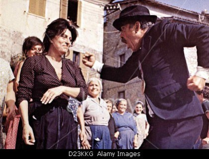 ANNA MAGNANI and ANTHONY QUINN