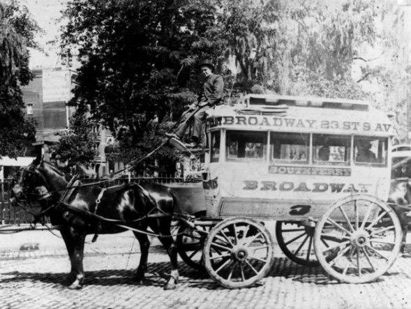 NYC streetcar