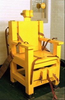 hinton3 electric chair
