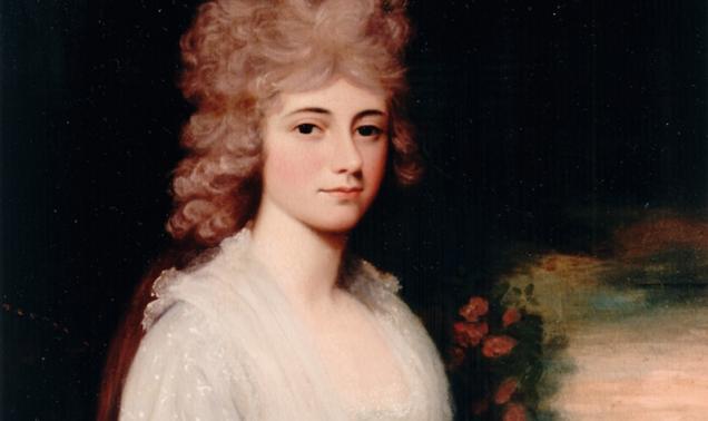 Louisa Adams - portrait
