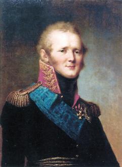 Louisa Adams - Tsar Alexander